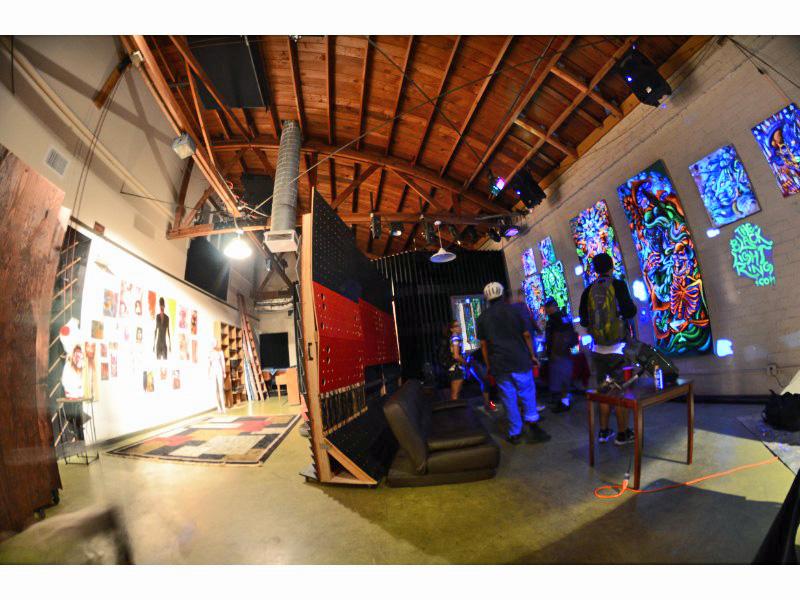 music venue space los angeles