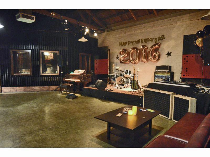 music venue space la