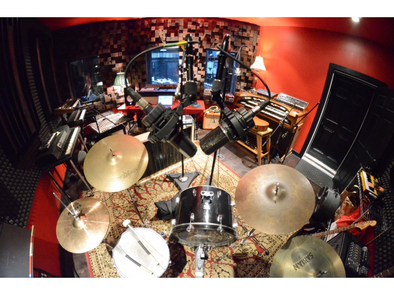 best music studio los angeles