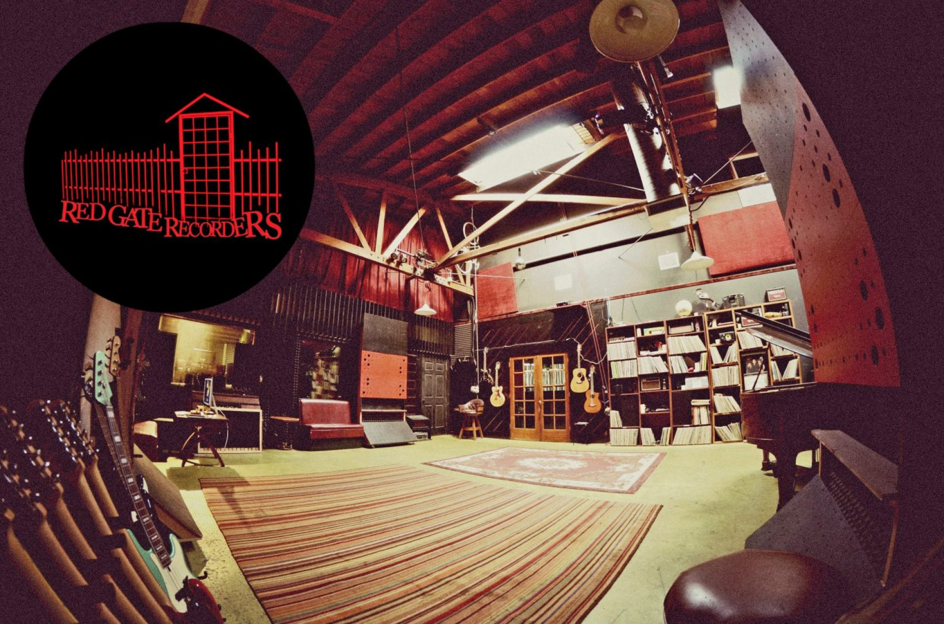 Recording Studio, Rehearsal Space, and Live Events Venue in Los Angeles, California