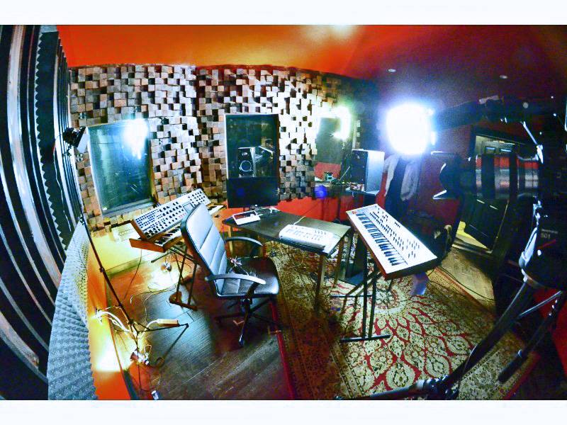 recording studio near me los angeles