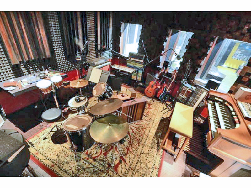 recording space near me los angeles