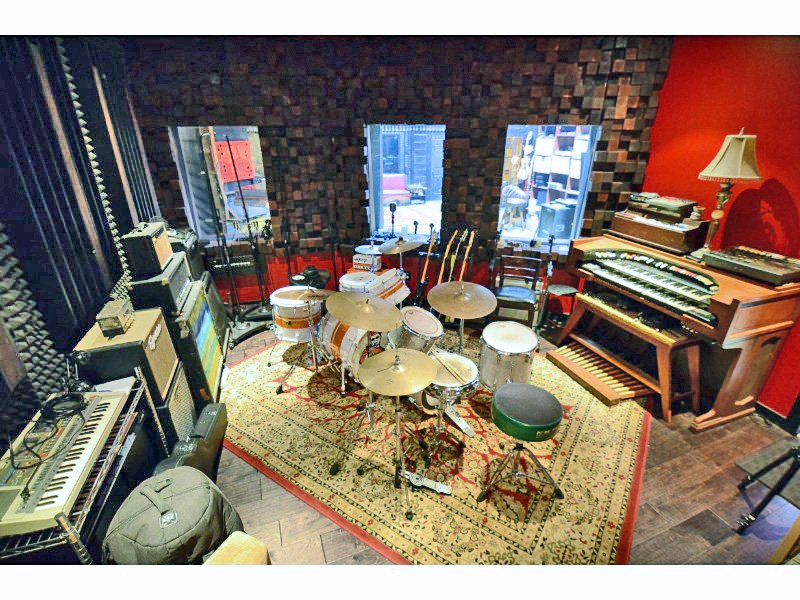 music studio los angeles