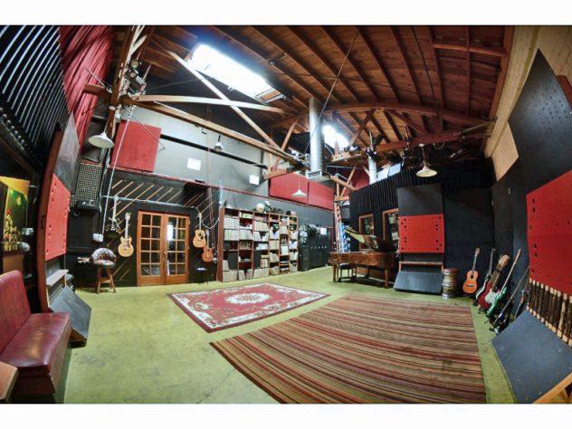 rent recording studio near me